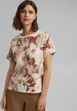 Esprit Collection - T-Shirt print - light pink