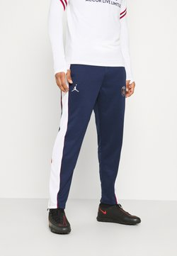 Nike Performance - PARIS ST. GERMAIN SUIT PANT - Vereinsmannschaften - midnight navy/white