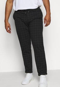 Jack´s Sportswear - CLUB PANTS ELASTIC WAIST - Jogginghose - black
