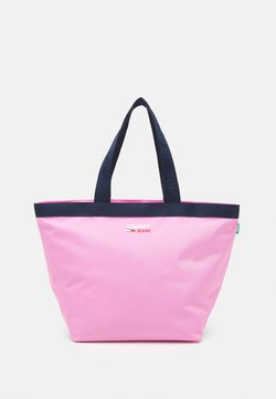 Tommy Jeans - CAMPUS TOTE - Shopping bag - pink