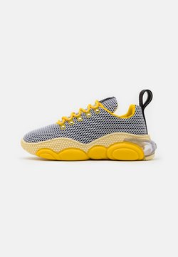 MOSCHINO - TEDDY BUBBLE - Sneakers - yellow