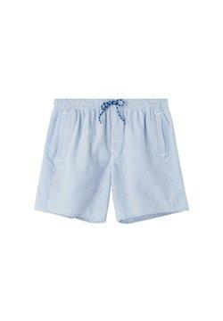 Calzedonia - Badeshorts - hyper blue/bianco