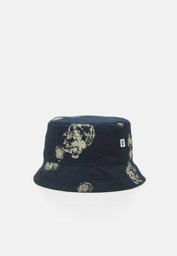 Wood Wood - GRAPHIC BUCKET HAT - Hattu - blue