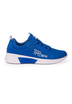 Camp David - Sneaker low - action blue