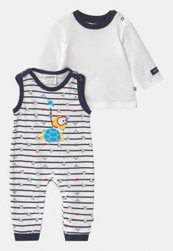 Jacky Baby - OCEAN CHILD SET - T-shirt à manches longues - weiß
