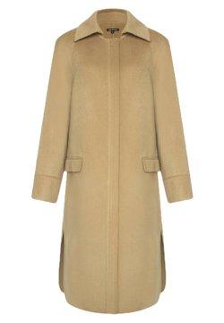 Hexeline - Klasyczny płaszcz - camel