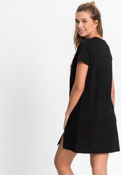 bonprix - Nachthemd - schwarz