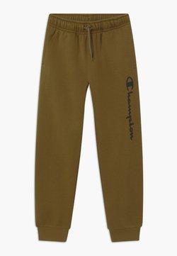 Champion - LEGACY AMERICAN CLASSICS - Spodnie treningowe - khaki