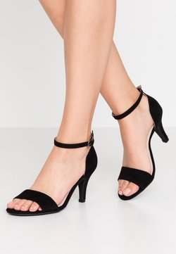 Bianco Wide Fit - WIDE FIT BIAADORE BASIC  - Sandalen - black