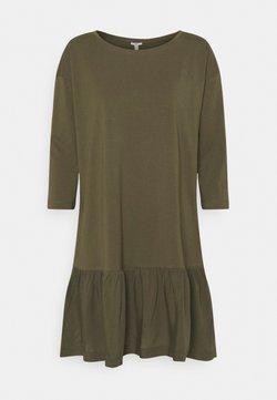 edc by Esprit - Jersey dress - khaki green