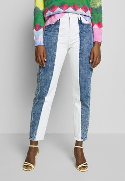 Desigual - DENIM MALTA - Jeans baggy - blue denim