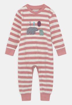 Sense Organics - RETRO BABY ROMPER  - Pyjama - rose