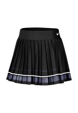 Nike Performance - MARIA W NKCT - Sportkjol - black/light carbon/white/white
