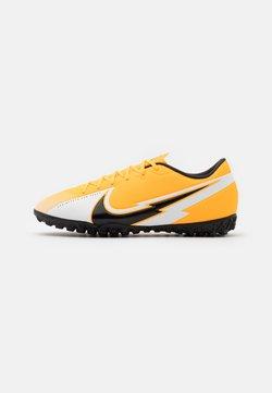 Nike Performance - MERCURIAL VAPOR 13 ACADEMY TF - Voetbalschoenen voor kunstgras - laser orange/black/white