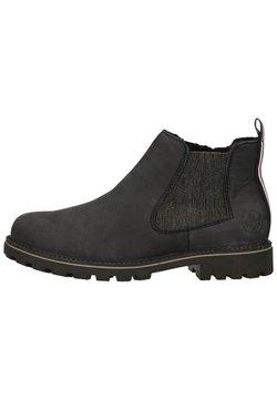 Rieker - Ankle Boot - pazifik/anthrazit 14