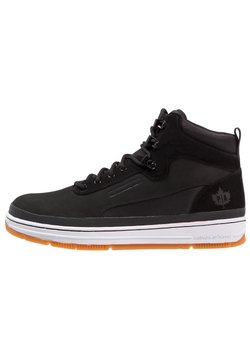 Park Authority - Sneaker high - black