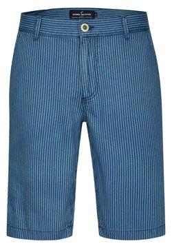 Daniel Hechter - SOMMERLICHE DH-ECO - Shorts - blue