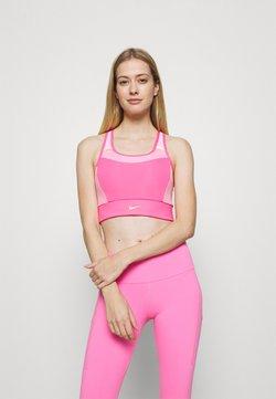 Nike Performance - POCKET BRA PAD - Urheiluliivit - pinksicle/pink rise/melon tint