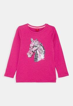 s.Oliver - Langarmshirt - pink