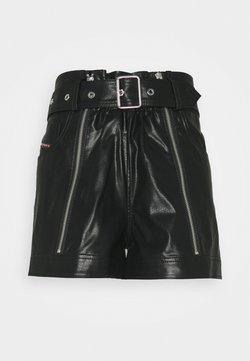 Diesel - BONNIE - Shorts - black