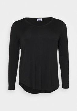 Cotton On Curve - KARLY - Langarmshirt - black