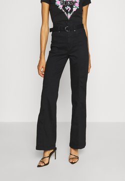 Guess - MARYLOU CORSET - Flared Jeans - groovy