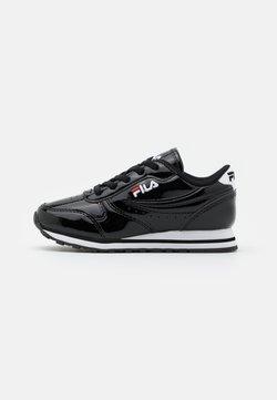 Fila - ORBIT KIDS - Sneakers laag - black