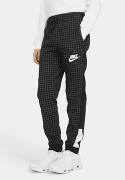 Nike Performance - Pantaloni sportivi - black/black/white