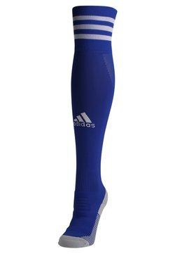 adidas Performance - CLIMACOOL TECHFIT FOOTBALL KNEE SOCKS - Kniestrümpfe - boblue/white