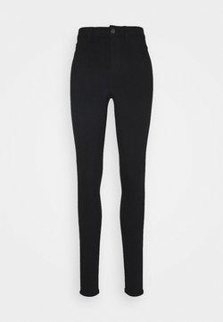 PIECES Tall - PCHIGHSKIN WEAR TALL - Jeans Skinny Fit - black