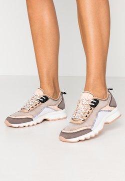 PARFOIS - Sneakers laag - grey/pink