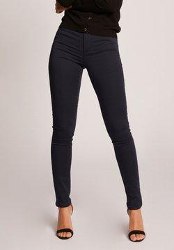 Morgan - STANDARD WAISTED SKINNY TROUSERS - Jeans Skinny Fit - dark blue