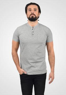 Solid - T-Shirt print - light grey melange