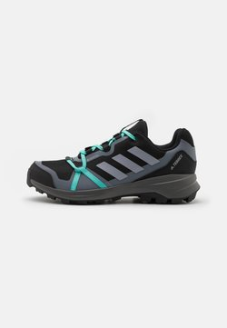 adidas Performance - TERREX LITESKY GORE-TEX - Hikingschuh - core black/halo silver/acid mint