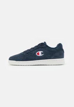 Champion - LOW CUT SHOE NEW YORK S - Trainings-/Fitnessschuh - navy