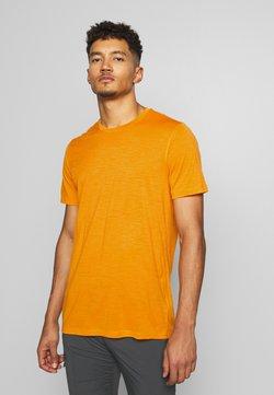 Icebreaker - TECH LITE - T-Shirt basic - sun