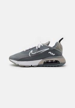 Nike Sportswear - AIR MAX 2090 UNISEX - Baskets basses - medium grey/white/cool grey/black