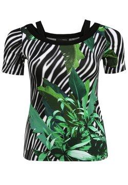 DORIS STREICH - T-Shirt print - gras