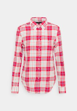 Polo Ralph Lauren - GEORGIA LONG SLEEVE - Button-down blouse - faded red