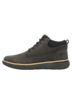 Timberland - CROSS MARK PT CHUKKA - Sneaker low - dark green