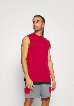 Jordan - DRY AIR - Tekninen urheilupaita - gym red/black
