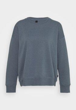 Cotton On Body - LONG SLEEVE CREW - Collegepaita - blue jay