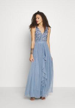 SISTA GLAM PETITE - YASMIN - Vestido de fiesta - blue