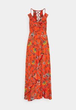 Molly Bracken - Vestido largo - pekin red