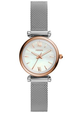 Fossil - CARLIE MINI - Montre - silber-coloured