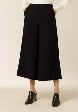 IVY & OAK - Pantaloni - black