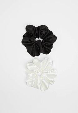Bershka - 2 PACK - Haar-Styling-Accessoires - black