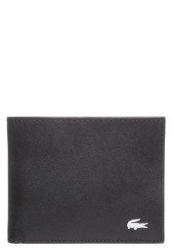 Lacoste - SMALL BILLFOLD - Portefeuille - black