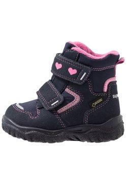 Superfit - HUSKY - Lauflernschuh - blau/rosa
