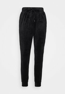 Lindex - TROUSERS JULIE - Jogginghose - black
